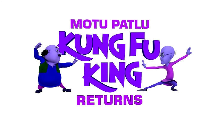Motu Patlu Kung Fu King Returns