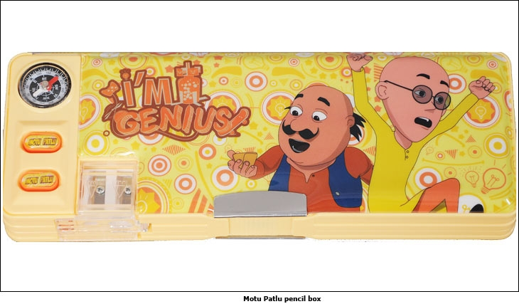 Motu Patlu pencil box