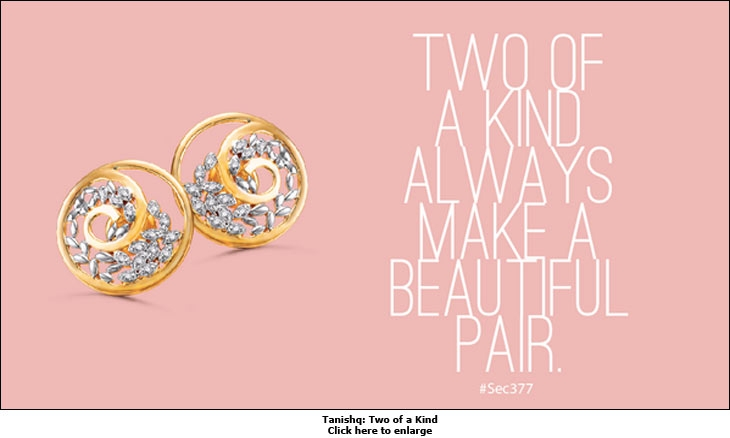 Tanishq: Two of a Kind
