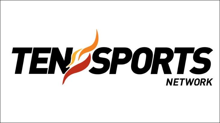 ten sports unveils new network logo