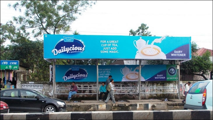Mother Dairy 'Dailycious' campaign