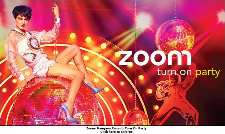 Zoom OOH campaign