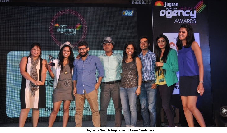 Jagran Digital Agency Awards