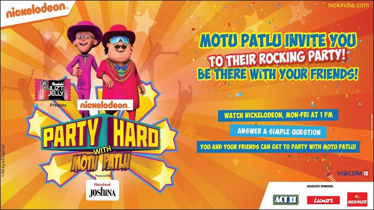 Party Hard with Motu Patlu