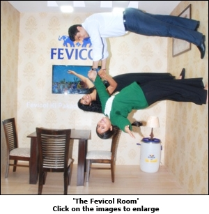 'The Fevicol Room'