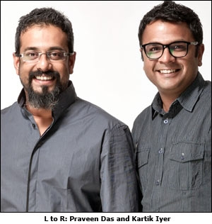Praveen Das and Kartik Iyer