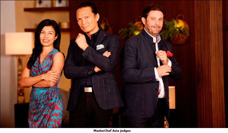 MasterChef Asia judges