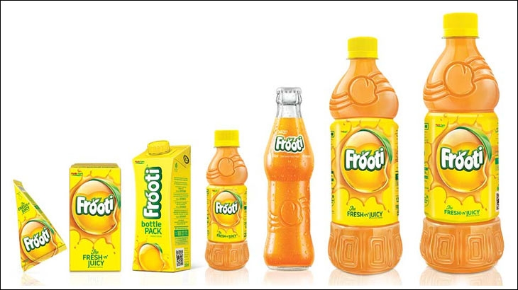 Parle Agro Meets Creative Agencies For Frooti