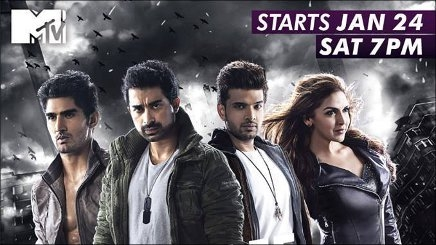 MTV readies for the launch of Roadies X2