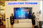 American Express checks in at Delhi International Airport