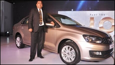 The new Vento is for people who want to buy their first big car Kamal Basu Volkswagen