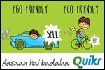 Change is easy says Quikr