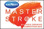 Navneet Master Stroke Scouting for young artists