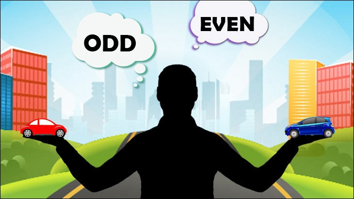 Will the odd-even trial impact car-buying decisions?