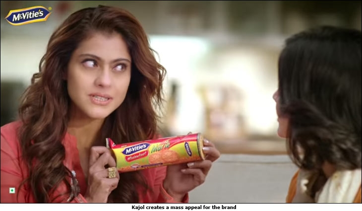 Ye Habit Hai Fit campaign by McVities