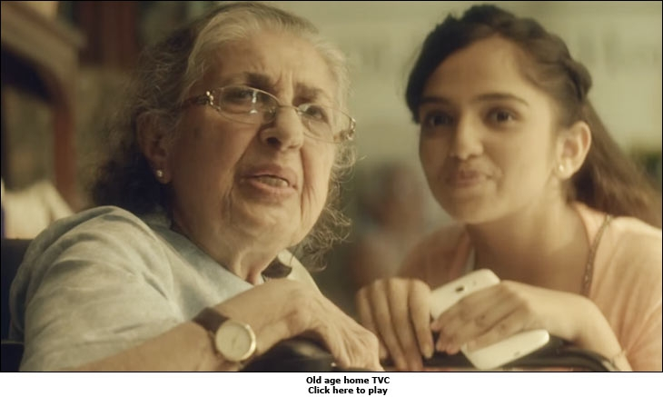 Old age home TVC