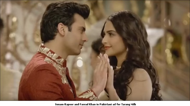 tarang milk After the successful of khoobsurat movie the jodi of the movie star in the new commercial of tarang milk (milk tea) this will be surely a moment of.