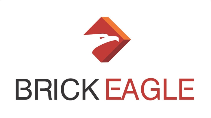brick eagle logo