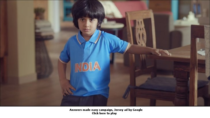google campaign jersey