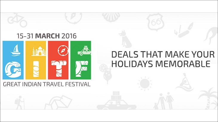 The Great Indian Travel Festival