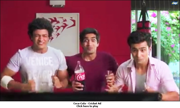 Coca-Cola - Cricket Ad