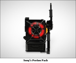 Sony's Proton Pack