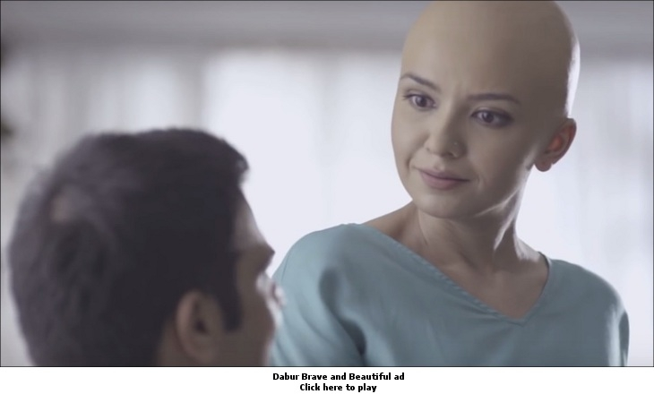 Dabur Bold and Beautiful ad