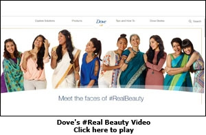 Dove's #Real Beauty Video