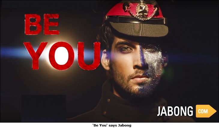 Jabong's new ad 'Be You' - Discover all things fashion
