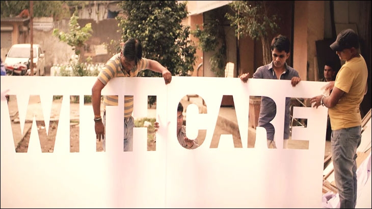 Chevrolet's 'Drive with Care' campaign