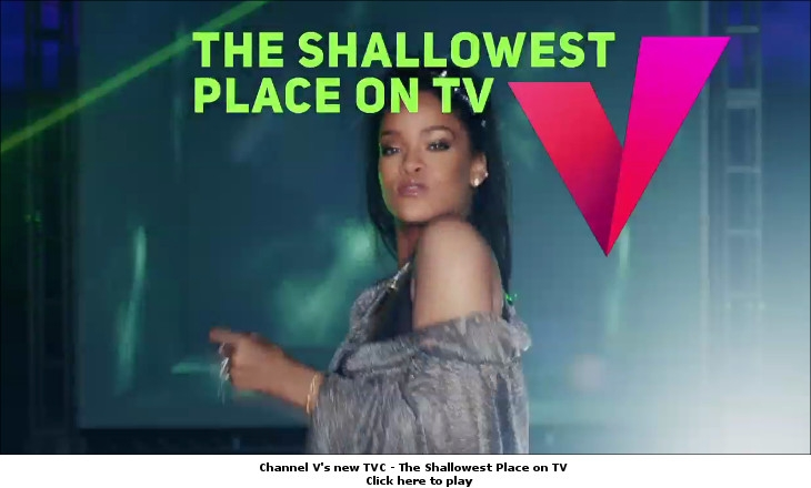 Channel V The Shallowest Place on TV