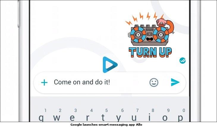 Google rolls out smart messaging app Allo