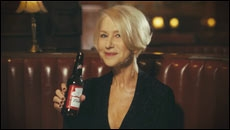 Viral Now Helen Mirren lashes out against drunk driving in Budweisers Super Bowl ad