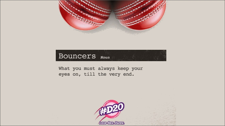 Spice up your love life with #D20 Dictionary, says Durex
