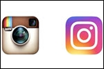 Does Instagrams new logo click