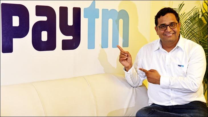 Image result for Paytm- VIJAY SHEKHAR