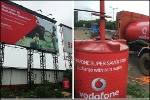 When Vodafone installed five unique rainwater harvesting billboards at New Airport Road Pune