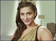 Be the bitch says Shruti Haasan in new video in Unblushed series