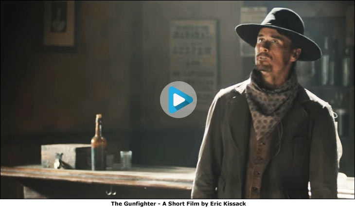 The Gunfighter - A Short Film by Eric Kissack
