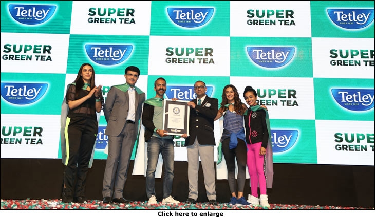 Tata Beverages' Tetley