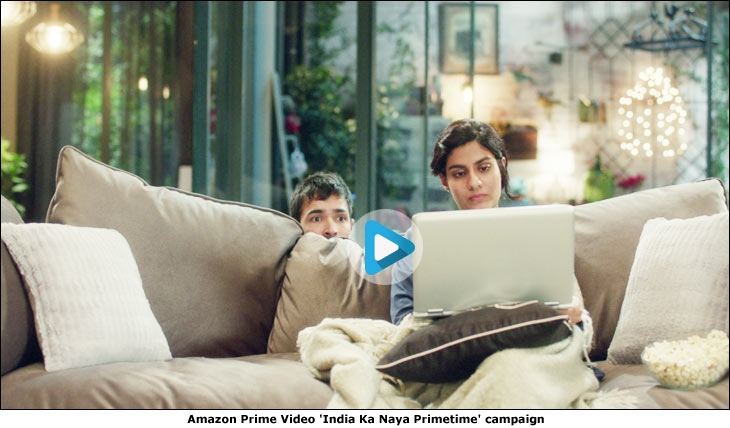 Amazon Prime Video 'India Ka Naya Primetime' campaign