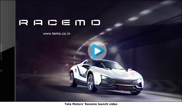 Tata Motors' Racemo launch video