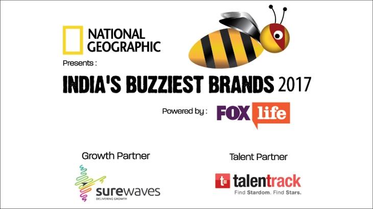 Indias Buzziest Brands 2017 sponsors