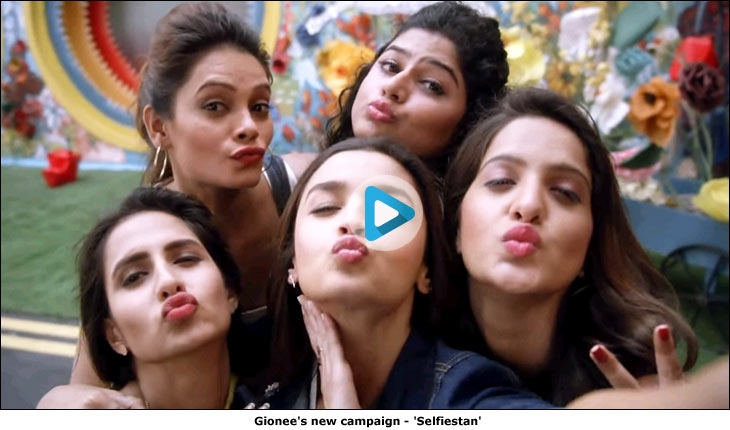 Gionee's new campaign - 'Selfiestan'