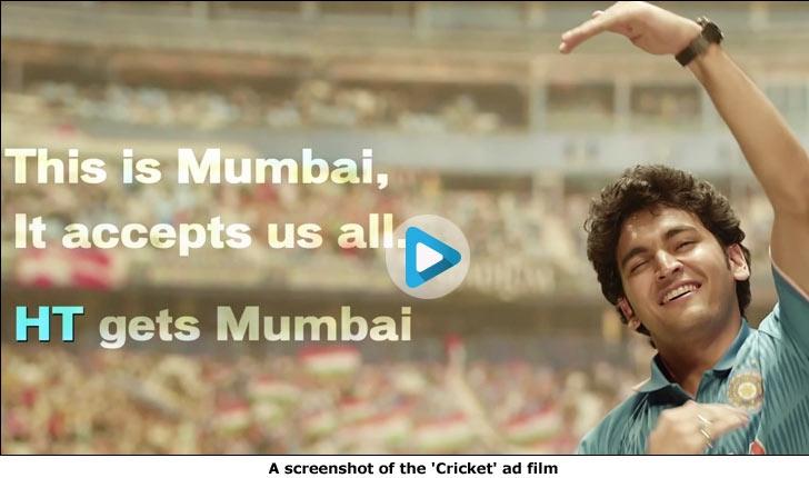 Hindustan Times' 'Mumbai Meri Hai' campaign