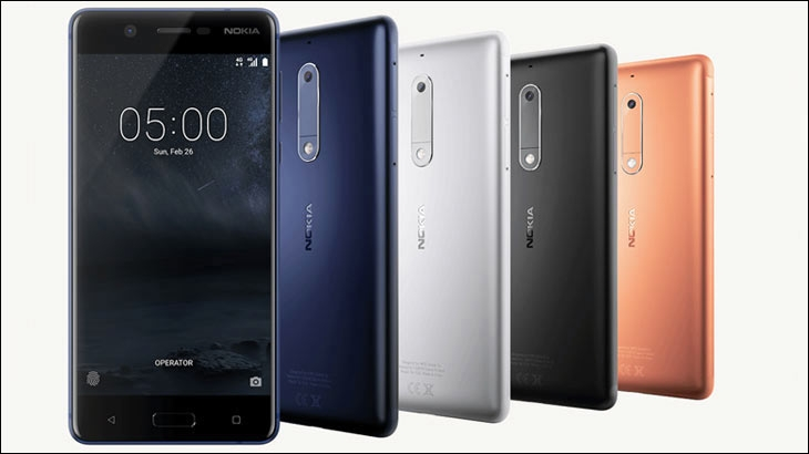 Nokia 3 goes up for sale in India