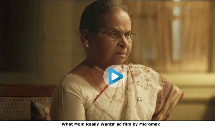'What Mom Really Wants' ad film by Micromax