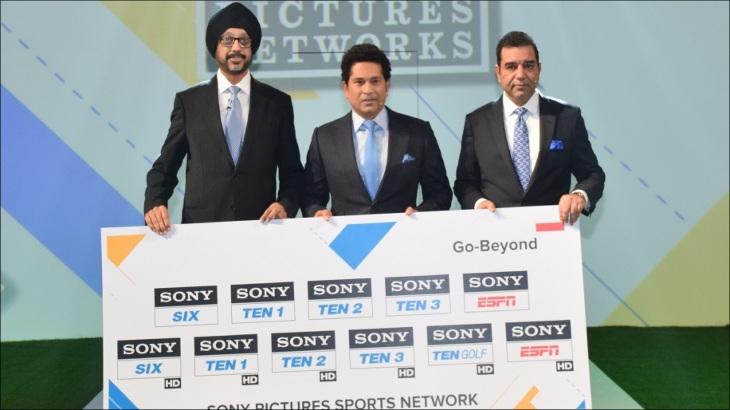 NP Singh, Sachin Tendulkar and Rajesh Kaul