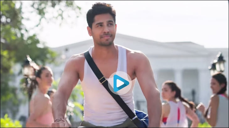 Euro Fashion's ad featuring Sidharth Malhotra