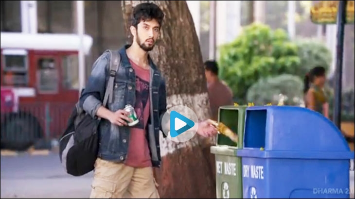 Adar Poonawala Clean city initiative ad